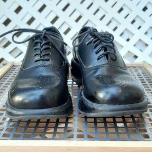 Dansko Jazz womens leather lace up oxfords